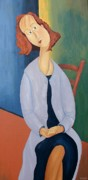 Modigliani Originals - Josephine by Stephen Diggin