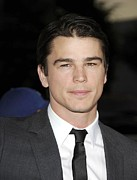 Academy Of Motion Picture Arts And Sciences Framed Prints - Josh Hartnett At Arrivals For The Black Framed Print by Everett