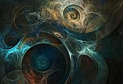 Abstract - Journey by David Lane