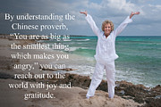 Praise Art - Joy and Gratitude by Kent Sorensen