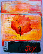 Large Paintings - Joy by Betty OHare
