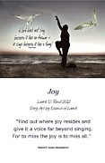 Realization Digital Art - Joy by Laurel D Rund