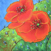 Arizona Memories Paintings - Joy by Nancy Matus