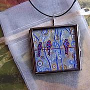 Acrylic Necklace Jewelry - Joys of Life by Dana Marie