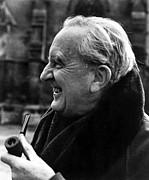 Author Prints - J.r.r. Tolkien, Circa 1981, Author Print by Everett