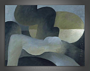 Fine Art Canvas Prints - Juan Gris - Reclining...