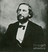 J.p. Photo Prints - Judah P. Benjamin, Confederate Print by Photo Researchers