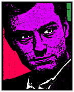Lwa Prints - Jude Law-icon Print by Otis Porritt