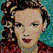 Judy Garland Framed Prints - Judy Framed Print by Denise Landis