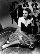 Judy Photos - Judy Garland, 1941 by Everett