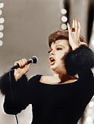 Red Nail Polish Prints - Judy Garland, Ca. 1960s Print by Everett