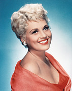 Holliday Prints - Judy Holliday Print by Everett