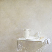 Languedoc-rousillon Prints - Jug And Bowl Print by Paul Grand Image