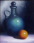 Gene Gregory - Jug and orange.