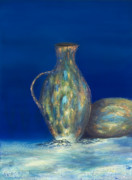 Amphorae Prints - Jug Print by LAF Art