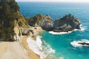 Pfeiffer Beach Photos - Julia Pfeiffer State Park by Quincy Dein - Printscapes