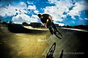 Skate Photo Originals - Jump by Sonia  Bradley