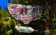 Theme Park Prints - Jungle Cruise Print by David Lee Thompson