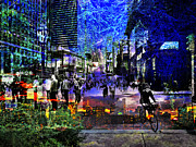 City Photography Digital Art - Jungle by Skip Hunt