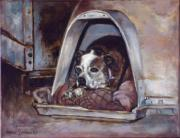 Pitbull Originals - Junkyard Dog by Harvie Brown