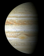 Giants Photo Posters - Jupiter Mosiac Poster by Stocktrek Images