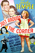 1938 Movies Posters - Just Around The Corner, Charles Poster by Everett
