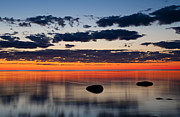 Door County Prints - Just Before Sunrise Print by Scott Norris