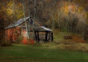 Barn Photos - Just Country by Lori Deiter