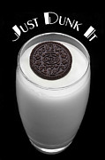 Oreo Art - Just Dunk It by Andee Photography