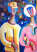 Women Together Originals - Just Hold My Hand by Jacob  Wachira Ezigbo