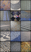Memory Tilings - Just Looking Down by Roberto Alamino