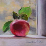 Orchard Pastels Framed Prints - Just Picked Framed Print by Jeanne Rosier Smith