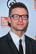 Alice Tully Hall At Lincoln Center Photos - Justin Timberlake At Arrivals For The by Everett