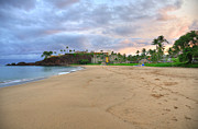 Ka'anapali Beach Hotel  Print by Kelly Wade