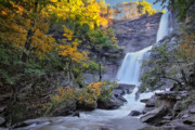 New York Prints - Kaaterskill Falls Print by Bill  Wakeley
