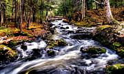 Matthew Winn - Kakabika Falls in Autumn