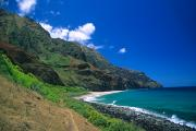Kauai - Hawaii - Kalalau Beach - Kauai by Himani - Printscapes
