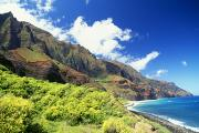 Valley - Kalalau, Secluded Beach by Peter French - Printscapes