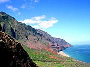 Kalalau Valley Posters - Kalalau Valley Poster by Kevin Smith