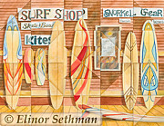 Elinor Sethman - Kaleidoscope Surf Shop