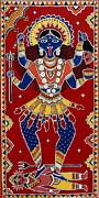 Kali Print by Bindu Viswanathan