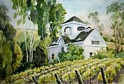 Grape Vineyards Originals - Kalthoff Vineyards by John West