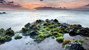 Kamaole Beach Art - Kamaole 3 Beach Tidal Pool Maui by Dustin K Ryan
