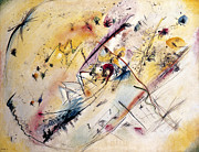 Modern Art Photo Posters - Kandinsky: Light, 1913 Poster by Granger