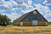Alan Hutchins - Kansas Stone Barn