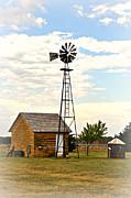 Marty Koch - Kansas Windmill 1