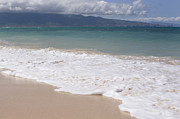Kapukaulua - Purely Celestial - Baldwin Beach Paia Maui Hawaii Print by Sharon Mau