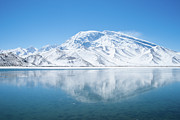 Mountains Art - Karakul Lake, China by Eric PHAN-KIM
