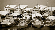 Ruin Photo Prints - Karatas harbour Print by Gabriela Insuratelu