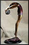 Ballet Sculpture Originals - Karina by Allen Mautz